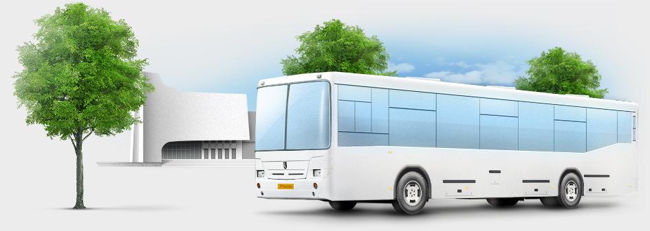 Реклама на автобусах Кирова