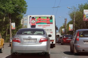 Реклама на автобусах в Кирове Уржумский-квас-4